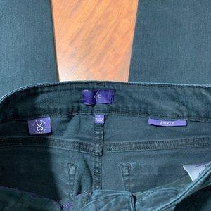 NYDJ Jeans - NYDJ skinny ankle jeans size 2